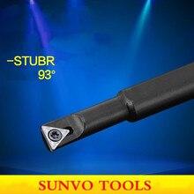 STUBR06 S0608K/S0612M/S0806J/S1006K/S1207K/S1607M-STUBR использовать CNCarbide вставить TBGT060102L/R вставлять внутренние токарные инструменты