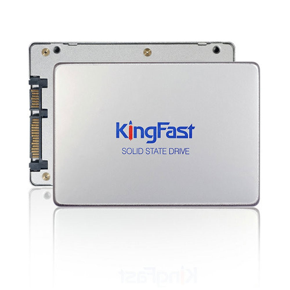 F6 Kingfast 7mm ultra-thin metal 2.5 internal128GB SSD/HDD SATA3 6GBps Solid State Hard Disk for notebook Free shipping
