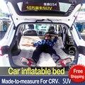 DHL Frete Grátis!!! SUV colchão waterbed colchão de campismo viagem de carro colchão inflável cama inflável do carro acessórios do carro