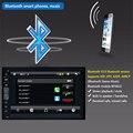 Double Din 2 DIN Автомобильный DVD/MP3/mp5/usb/sd/плеер Bluetooth Handsfree Заднего afte0 Автомобильный радиоприемник без Dvd-плеер GPS