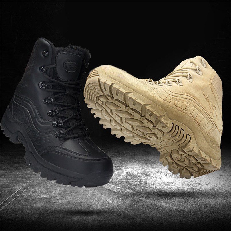 New Hot Style Men Hiking Shoes Winter Outdoor Walking Jogging Shoes Mountain Sport Boots Climbing Sneakers Hiking Shoes #3d13 (7)