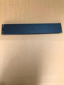 """Image 4 - Dhl placa em branco livre 1u 2u 3u 4u 5u 6u para 19 """"montagem em rack gabinete remendo painel rack montagem blanking para servir caso 1.6mm de espessura"""