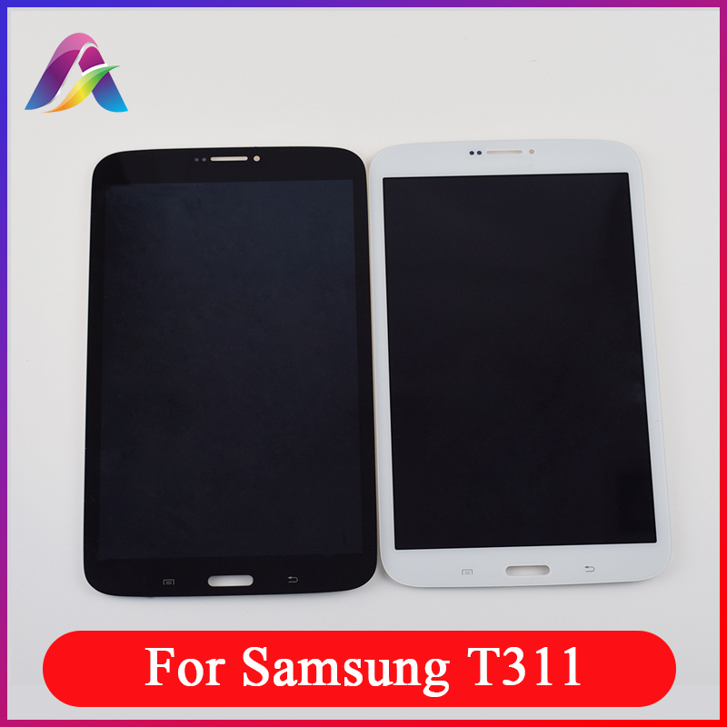 Per Samsung Galaxy Tab3 8.0 SM-T311 T311 LCD Touch SM-T310 Schermo LCD T310 LCD Display Panel + Touch Screen Digitizer montaggioPer Samsung Galaxy Tab3 8.0 SM-T311 T311 LCD Touch SM-T310 Schermo LCD T310 LCD Display Panel + Touch Screen Digitizer montaggio