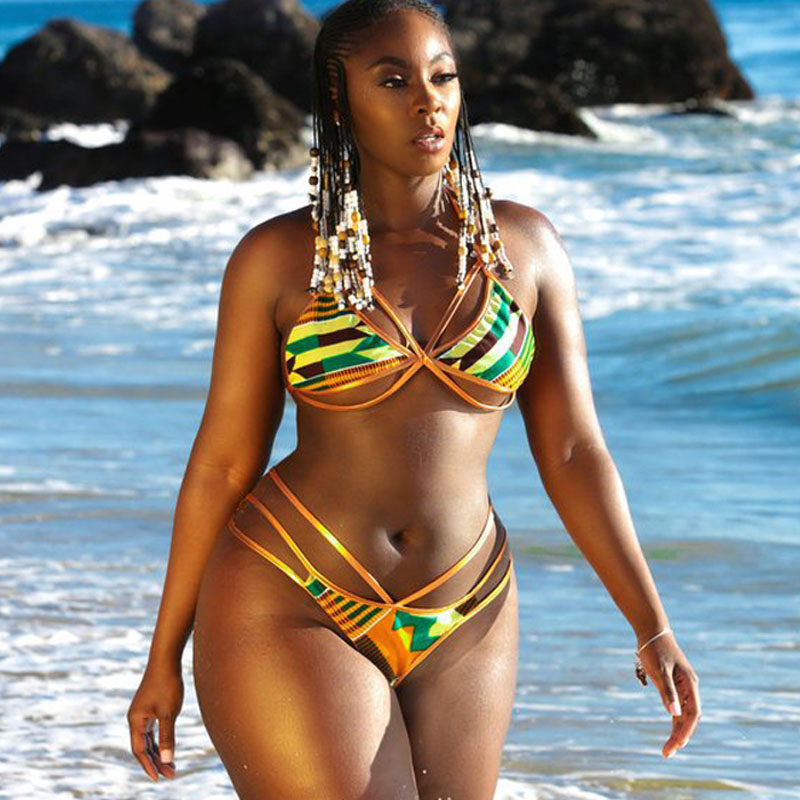 African sexy woman