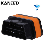 Super Mini Vgate ICAR2 ELM327 OBDII WiFi Car Scanner Tool Support Android & iOS