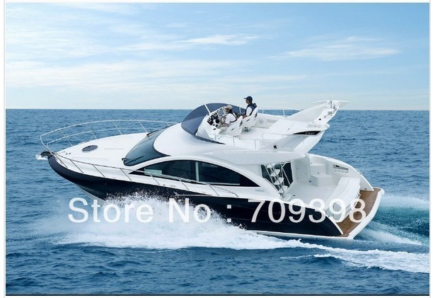 World Famous Free Shipping Luxury Yacht Boatyachtsyachting Fishing Boat