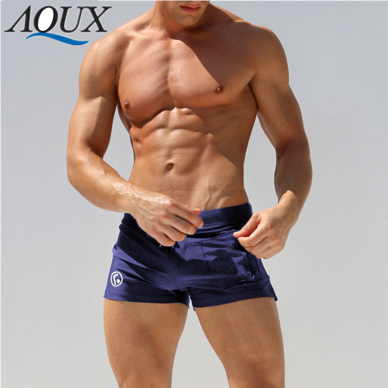 aqux swimwear men sexy mens swimming shorts low waist. Black Bedroom Furniture Sets. Home Design Ideas