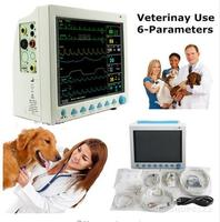 Vet ICU Veterinary Vital signs Monitor Multi Parameter CCU FDA CMS8000 VET CONTEC
