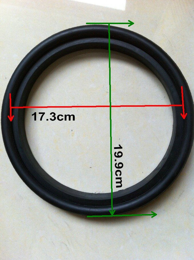 Silicone Milk Tank Gasket  25L Milk Tank Gasket For 17.7CM ID Milk Can