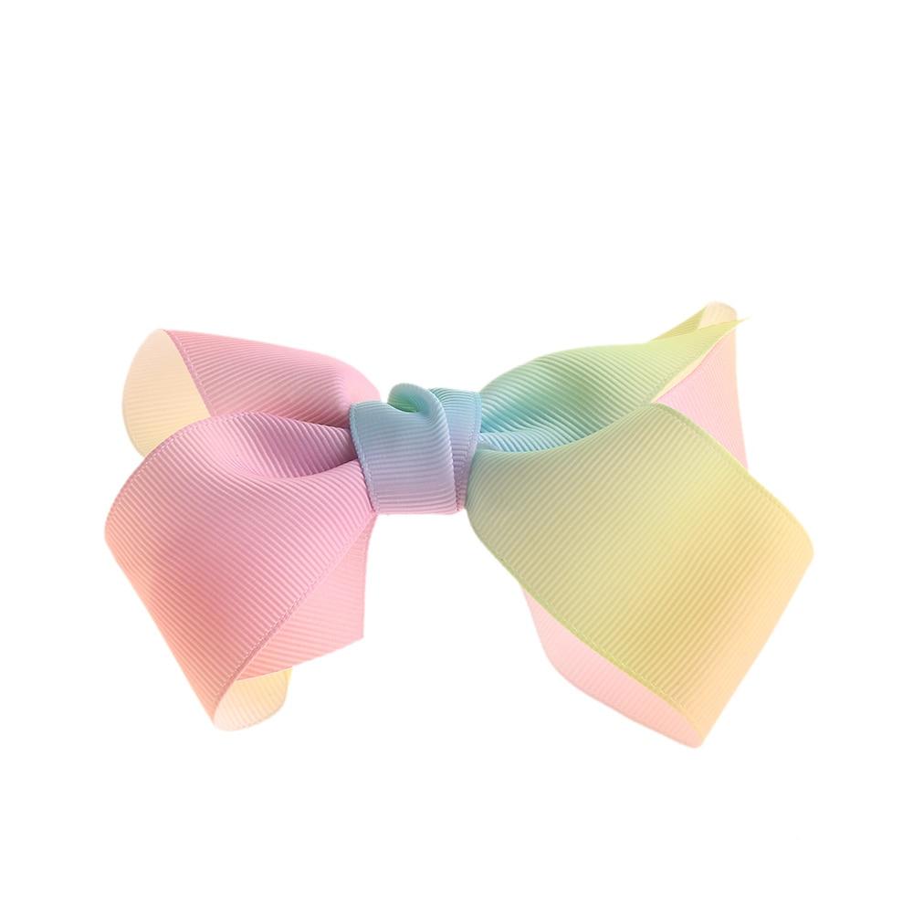 Children Baby Hair Barrette Bow Flower Hairpins Butterfly Hair Clips Handmade