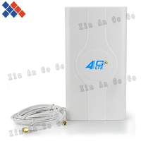 New 4G LTE Antenna 40dBi SMA Male Connector Wireless 4G Router HUAWEI B593 B970 Network Card
