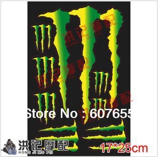 mix design good quality Vinyl stickers for motorcycle motorbike decals Wholesale China 20pcs/lot free shipping