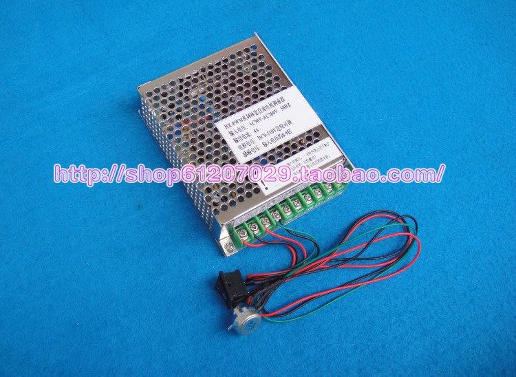New HX-PWM pulse width DC motor speed controller, AC90-AC260V input, DC0-110V output  цены