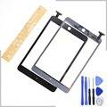 2 Цветов Сенсорный Экран для iPad mini Сенсорный Экран Digitizer Замена Переднее Стекло с 3 М Клей Клей Наклейка + Инструменты