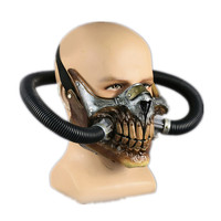 Skull Steam Punk Mad Gas Max Mask PVC Halloween party masks best selling costume cool maske movie face mouse mask
