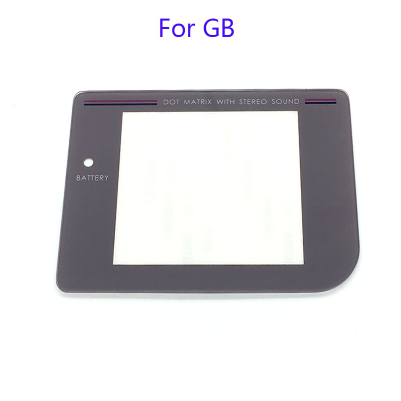 vidro de proteção para o Game boy GB DMG GBO lente