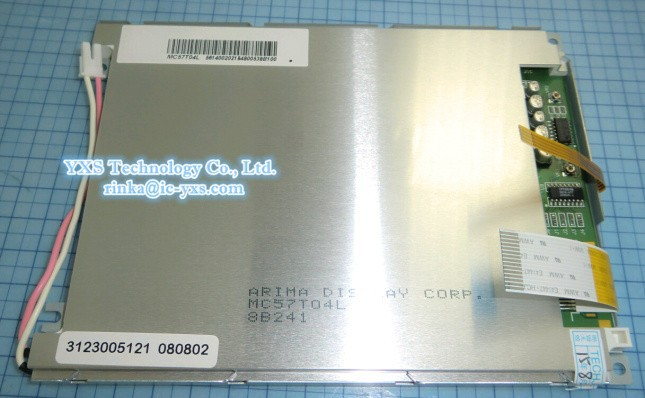 MC57T04L With touch LCD 100% new and original PARTS IN STOCK FOR embroidery machine new in stock aih40a300n l