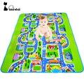 IMIWEI Brinquedos Para Crianças Brinquedos Do Bebê Tapete Tapetes Tapetes de Jogo Do Bebê Mat para Crianças Em Desenvolvimento Brinquedos Para Crianças Tapete de Espuma Eva Tapete Tapete esteiras