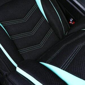 Image 4 - Ynooh capa de assento do carro para hyundai solaris 2017 getz i40 tucson creta i10 i20 i40 acento capa para assento do veículo