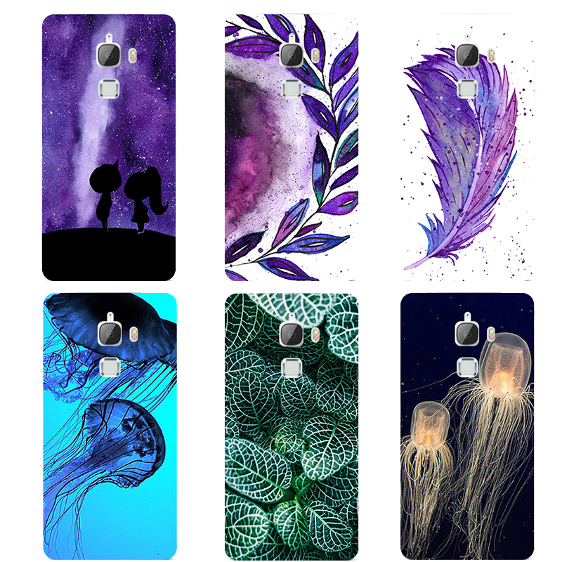 Luxury Printed Case For LeTV Max2 LeEco Max 2 Le X820 5.7 inch Printing Colourful Flower Animal Cartoon Patterned Phone Case