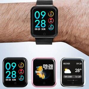 Image 5 - Reloj inteligente Greentiger P68 para deportes IP68, resistente al agua, seguimiento de la actividad física, presión arterial, oxígeno, reloj inteligente para hombres VS P80 P70 P90