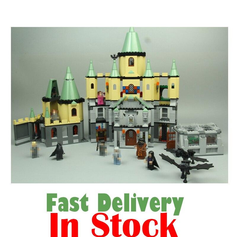 Здесь продается  Lepin 16029 1033Pcs Movie Series The magic Hogwort Castle Model set Building Blocks Bricks Educational Toys for Children 5378  Игрушки и Хобби
