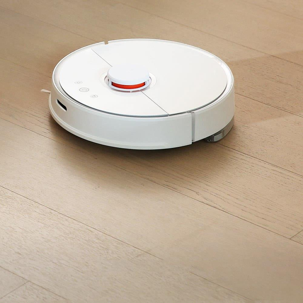INTERNATIONAL VERSION XIAOMI MIJIA ROBOROCK VACUUM CLEANER 2 AUTOMATIC AREA CLEANING 2000PA SUCTION 2 IN 1 SWEEPING MOPPING FUNCTION 256393 2