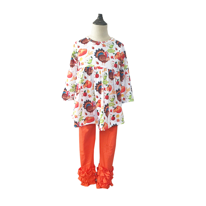 hot style turkey wholesale children clothes girls