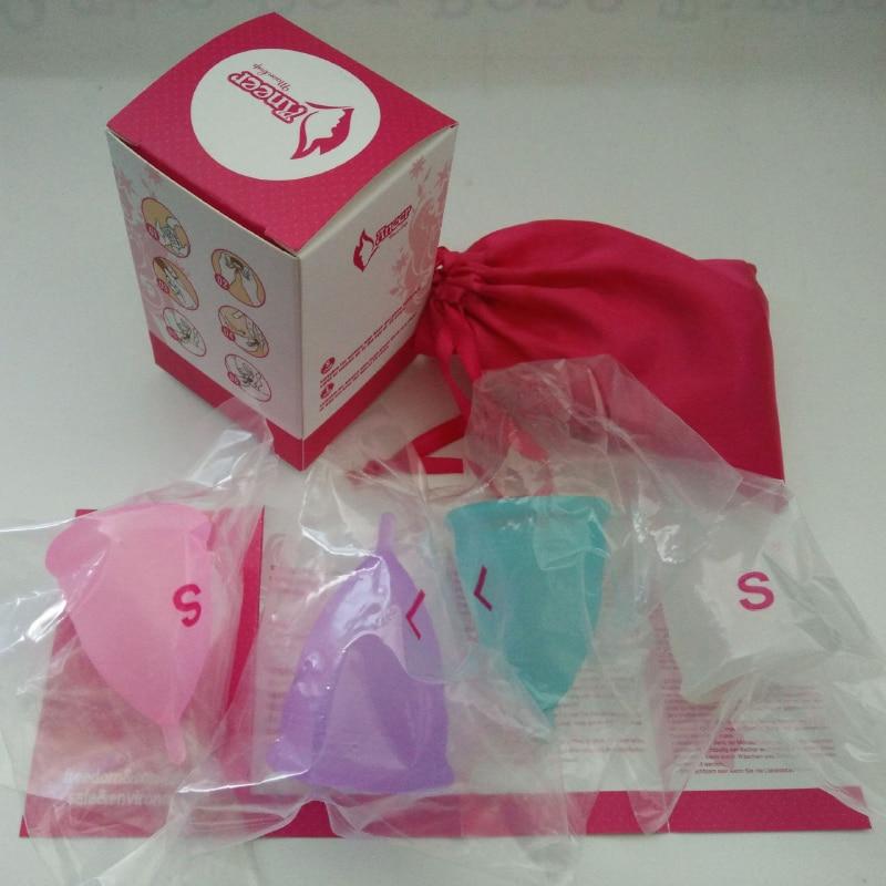 Schönheit & Gesundheit Willensstark Medizinische Silikon Menstruations Cup Für Frauen Menstruation Tante Sanitär Serviette Splitter Liefert Menstrual Cup Trockenen Hygiene Recycle Durch Wissenschaftlichen Prozess