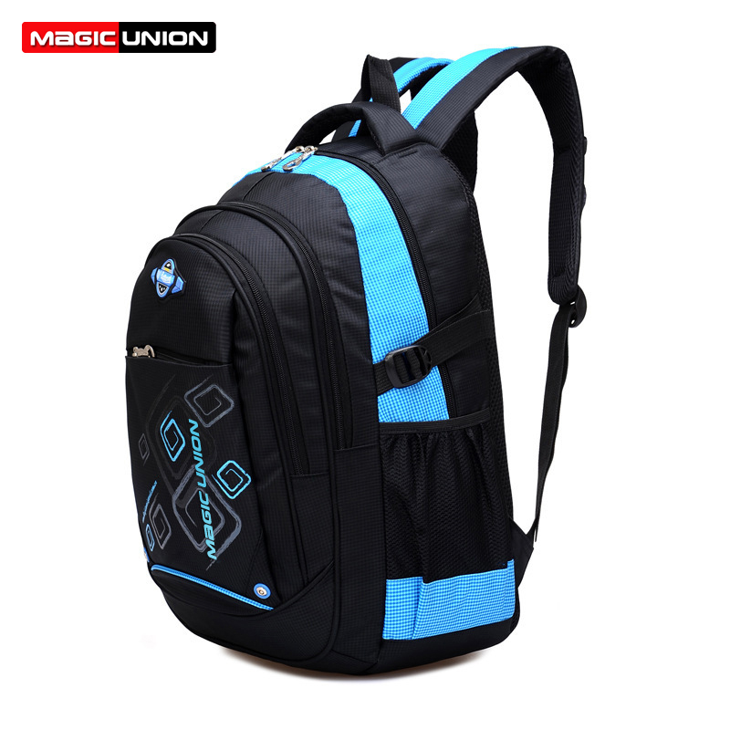 MAGIC UNION Børne taske Børn Casual Skole Tasker til Piger Drenge Brand High Quality Backpack Skole Tasker Mochila Infantil