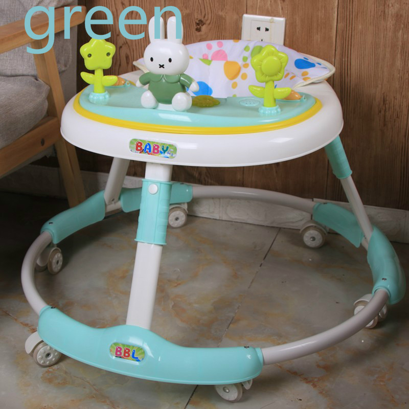 Childrens  multi-function walker A large number of stocks Baby anti-rollover folding walkerChildrens  multi-function walker A large number of stocks Baby anti-rollover folding walker