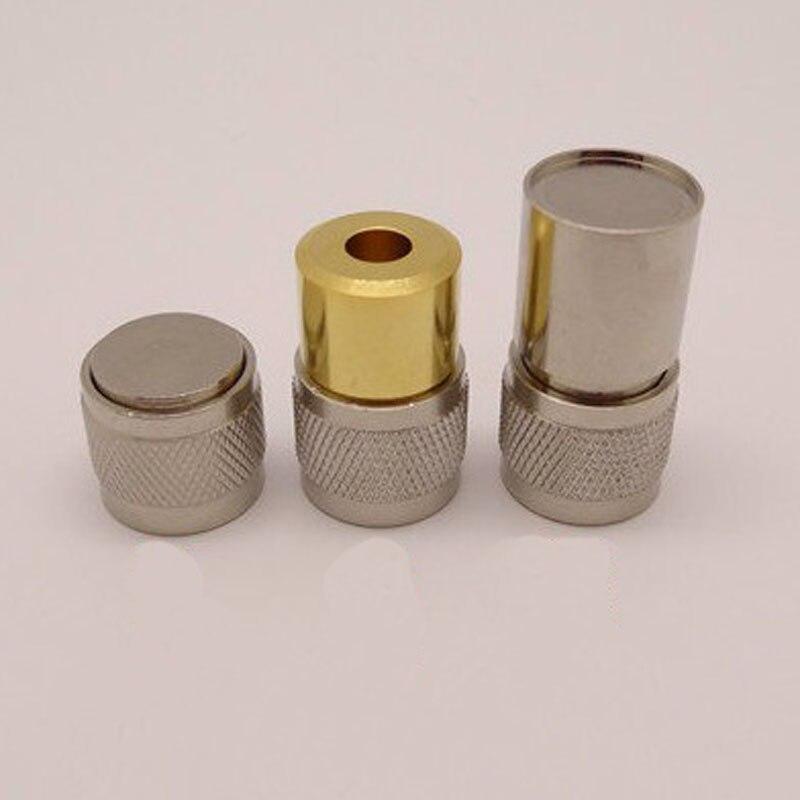 1set-NJ-Dedicated-Test-Instrument-Calibration-Piece-Copper-Plug-Of-An-Open-Set-Of-N-Load