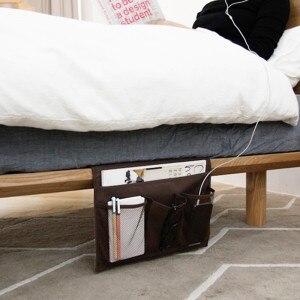 ZW040 Die Kreative Design Table Schlafsofa Kabinett Tasche Magazin Diverse  Erhalten Tasche Aufbewahrungstasche 33*44