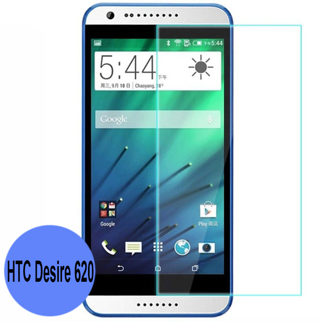 2.5D Tempered Glass For HTC Desire 620 820Mini Screen Protector Film For 620G D620h D620u D820mt Dual Sim 9H Protective Glass
