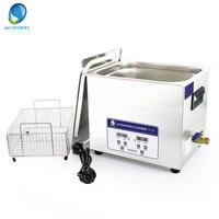 SKYMEN 10L Digital Ultrasonic Washer 240W 40kHz Baskets Jewelry Lavatrice Ultrasuoni Heated Industry Ultrasonic Cleaner Bath