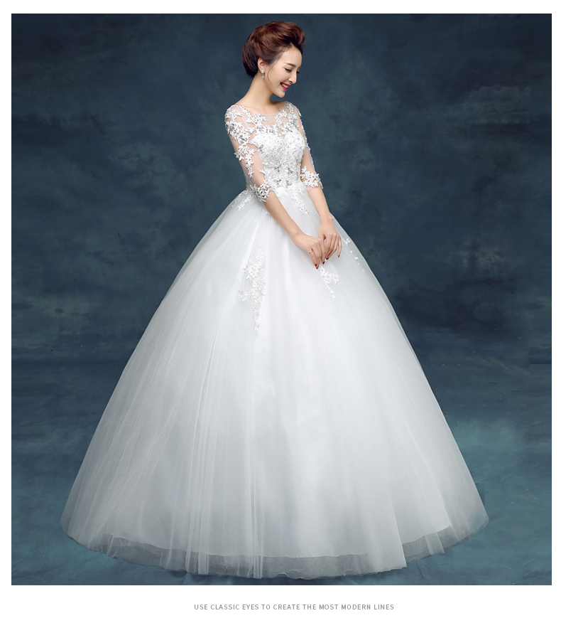 Fancy Wedding dress Photo Shoot Studio Maternity Gorgeous Dress Pregnant Photography Props Maternity Gown White Dress