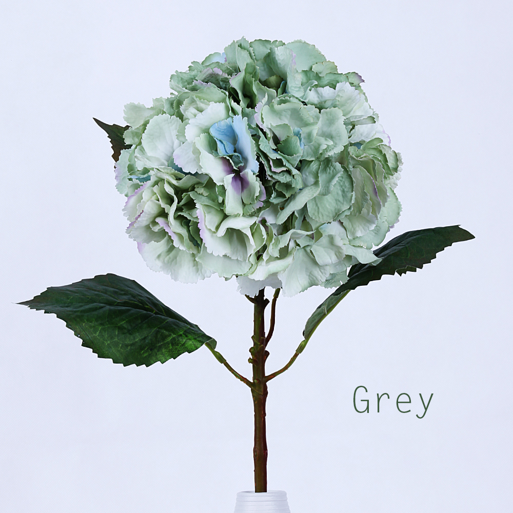 20artificial hydrangea silk flower stem wedding bouquet bridal grey 20artificial hydrangea silk flower stem wedding bouquet bridal grey in artificial dried flowers from home garden on aliexpress alibaba group izmirmasajfo