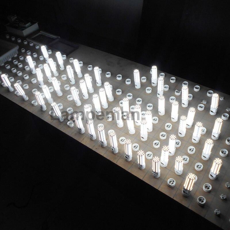 DHL FedEx доставка Новинка 2017 года G12 SMD2835 108led 144led 10 W 15 W AC85V 265V светодиодные лампочки Bombillas лампа света Ультра яркий