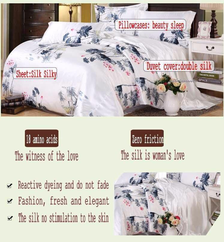Leopardo colcha de seda algodão conjunto cama