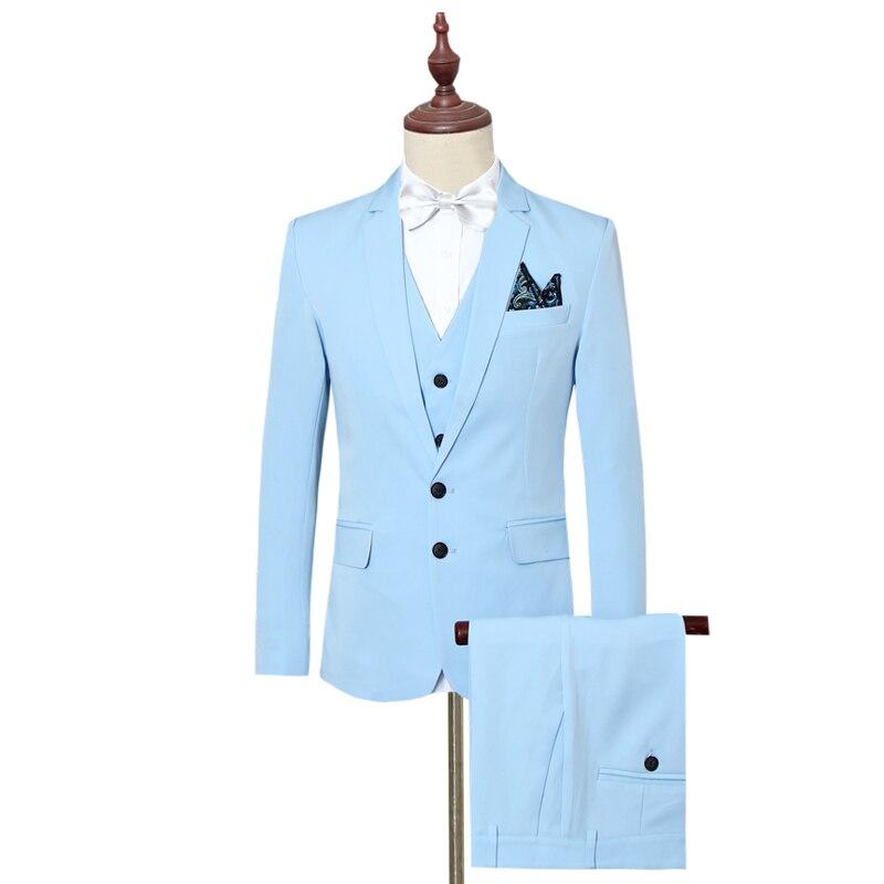 Zang tz97 Hommes Ka Costume Taille Qing Formelle Pantalon Polyester Grande Couleur Se Qi Gilets Spandex 7 Tissus Hong 3 Bao Choix Pur Ensembles Et Lan Pièces vestes Hei Se Zi Tian 6xl Tz97 wpESWqgO4