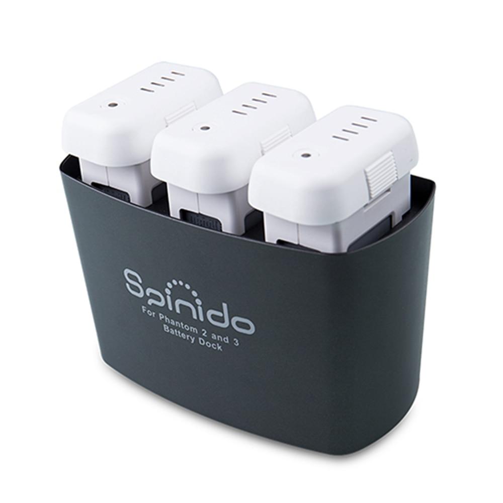 DJI Phantom 3 Battery Upgrade Parts: Battery Charging Hub Battery Parrallel Charger For DJI Phantom 2 Battery
