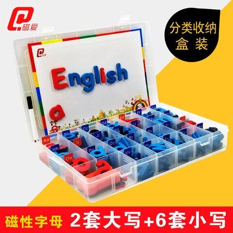 criancas brinquedos educativos ingles magnetica adesivos magneticos das palavras de ortografia brinquedos das