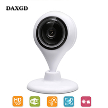 DAXGD 720P IP Camera Surveillance WiFi Security Cam Megapixel Night Vision Wireless Network Camera Home Baby Monitor