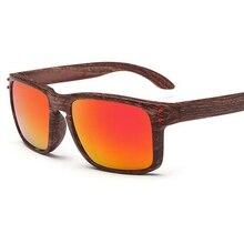 2016 wood Sunglass Mens Sports Oculos de sol Sun glasses Square Women men brand Designer Glasses VR 46 VR46 mirror colorful