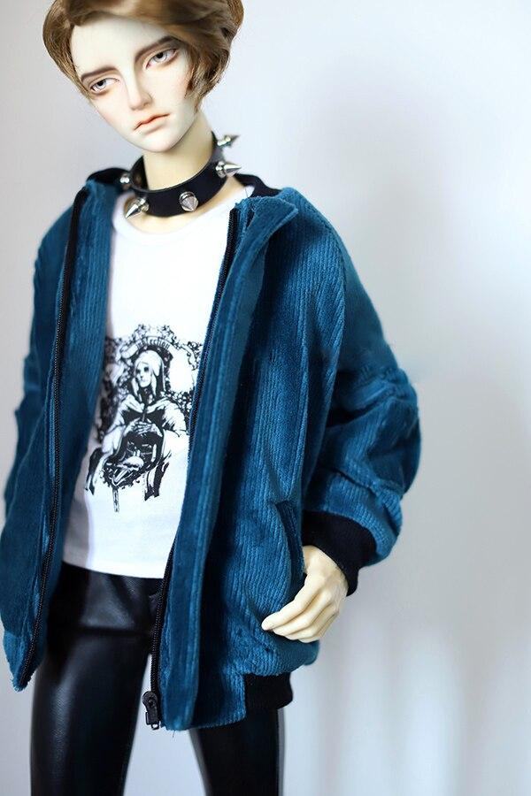 BJD vêtements de poupée paon roi hauts manteau articulé pour BJD SD17 POPO68 oncle poupée vêtements accessoires