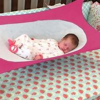 Baby Hammock Baby Bed Sleeping Bed Detachable Portable Folding Baby Crib Newborn Portable Bed Indoor Outdoor