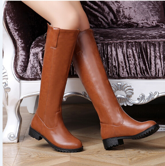 Tall Boots for Girls Promotion-Shop for Promotional Tall Boots for ...
