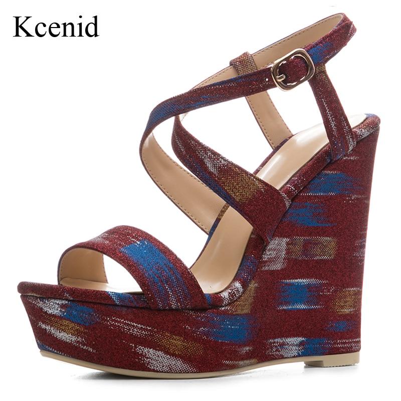 654add59e43c Enid Womens Low Wedges Heels Platforms Peep Toe Sandals Ladies Beach Mules  Shoes