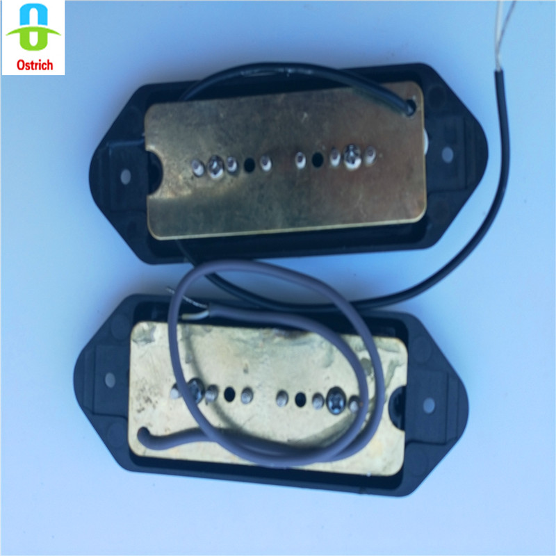 New DP90 BK Single Coil Pickups For Electric Guitar Bass Pack 1 Seat ...