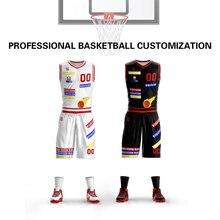 2019 New High-end Quality Men Kids Boys Basketball Jerseys suit Custom Adult Childrens Uniforms kits Sports Clothing
